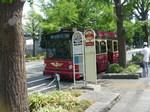 赤い靴バス.JPG